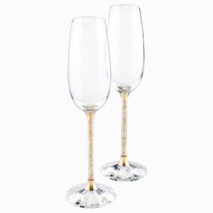 Champagneglas - 2 stk.