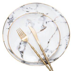 marmor tallerkener