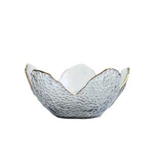 Glas skål large - Dove
