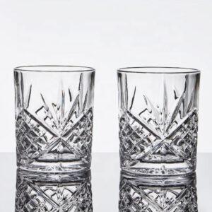 Krystalglas 6 stk. - Infinity