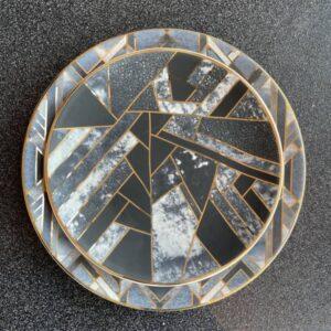 Valencia - Håndmalet tallerken, sæt 2 dele