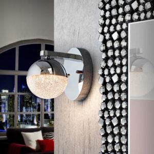 Schuller væglampe- Sphere, lille