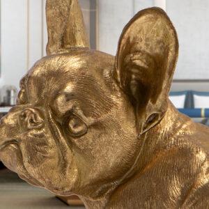 Skulptur - Fransk bulldog