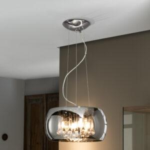 Schuller loftlampe - Argos 5 lyskilder