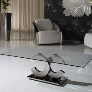 Sofabord i glas  - Soprano