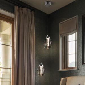 Schuller loftlampe - Taccia 1 lyskilde