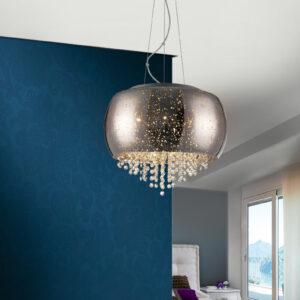 Schuller loftlampe - Caelum 5 LED lyskilder