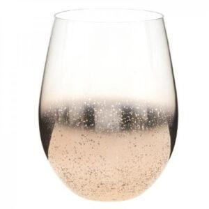 Guldfarvet glas - Mellem, Safir