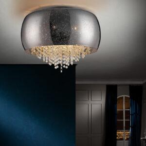 Schuller loftlampe - Caelum 6 lyskilder
