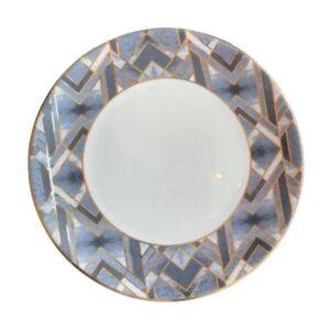 Valencia - Håndmalet tallerken, stor