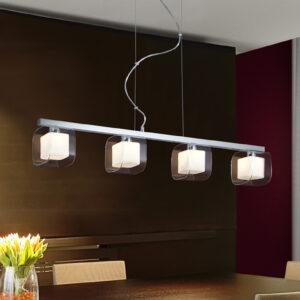 Schuller loftlampe - Cube 4 lyskilder