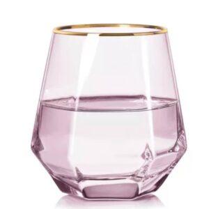 Pink vandglas - Alvira
