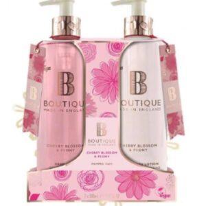 Boutique Wash & Lotion - Cherry Blossom