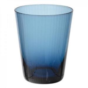 Blå vandglas 6 stk - Blue
