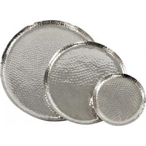 Bakke sæt i Sølv, 3 stk. - Milas
