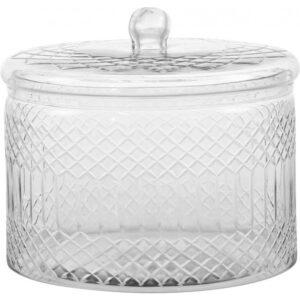 Glas skål - Ela Ø26x22cm