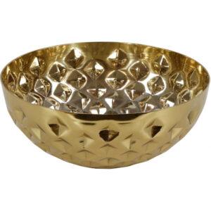 Guld Frugtskål - Petri