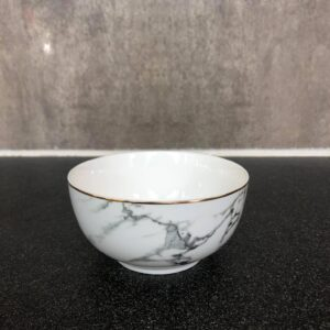 Nova - Marble skål, lille