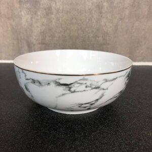 Nova - Marble skål, Stor