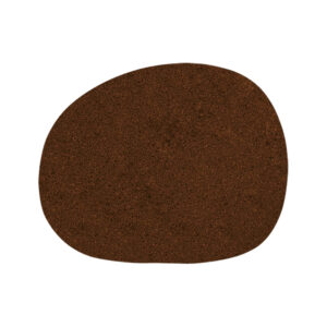 RAW kork dækkeserviet mørk - Brun 41 x 33,5 cm. 4 Stk.