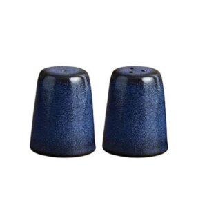 Aida RAW Midnight Blue - salt & peber 1 sæt