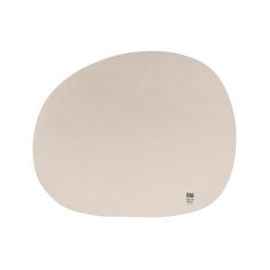 RAW Organic dækkeserviet Silikone - spring sand 41 x 33,5 cm. 4 Stk.
