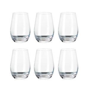 Passion connoisseur - NO 5 vandglas 46,5 cl 6 stk.